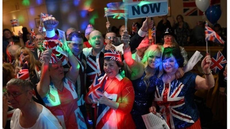 Британия официально покинула ЕС спустя 47 лет после вступления.