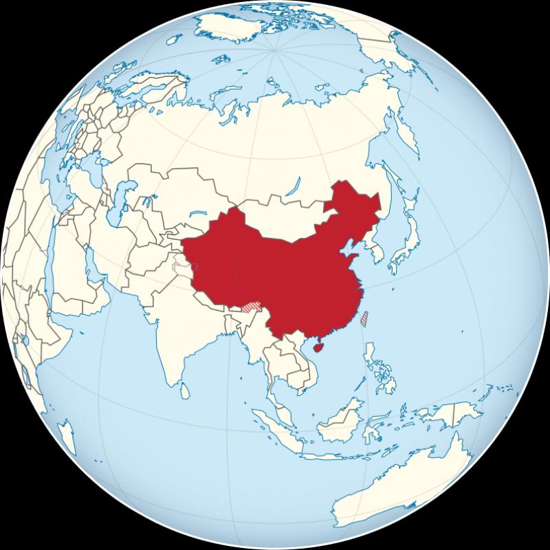 Китай и коронавирус