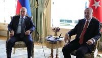 Межгосударственные отношения России и Турции