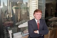 Bloomberg узнал всех участников поездки Трампа в Москву в 90-х